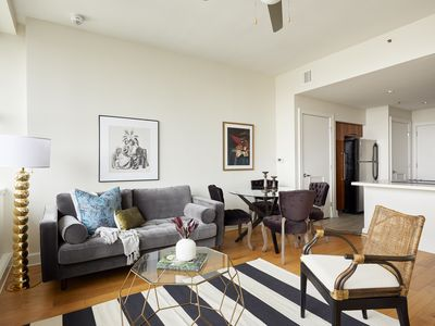 Photo for Sonder | Duncan Plaza | Stylish 1BR + Laundry