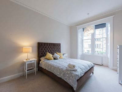 Photo for Stunning Edinburgh Flat- 3 Double Bedrooms