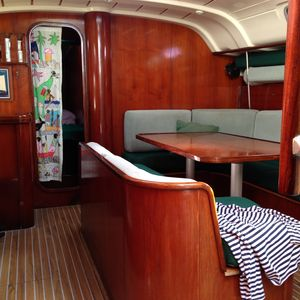 Photo for Sailing boat in a tropical first class marina St Lucia