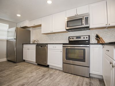 Photo for Renovated Beachside Bliss