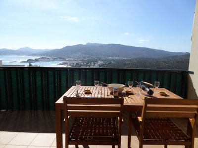 Photo for Beautiful house with magnificent sea views in the area of Grifeu arranged in three plants