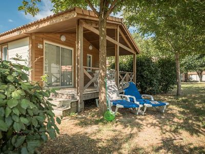 Photo for 2BR Chalet Vacation Rental in ARGELES SUR MER