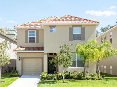Photo for House in Kissimmee with Parking, Washing machine, Air conditioning, Pool (445807)