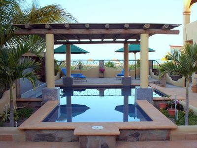 "Photo for BEACHFRONT!  ENJOY THE HOT TUB/POOL OVER-LOOKING THE SEA OF CORTEZ..""In Loreto"""