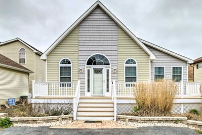 This Ocean City vacation rental is perfect for exploring the area!