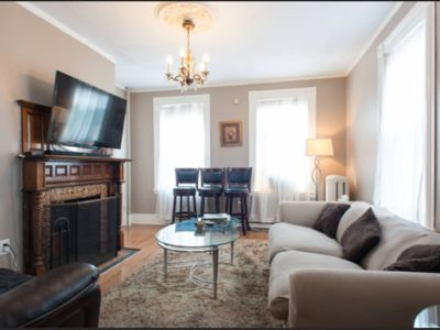 Photo for Warm Cozy Modern And Spacious Apartment in Milford with easy access to Boston