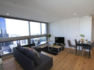 Photo for Brand New Heart of CBD 2 bds 2bth +Pool+Gym+View
