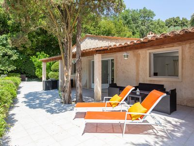 Photo for CHARMING VILLA IN THE CENTER OF CANNES