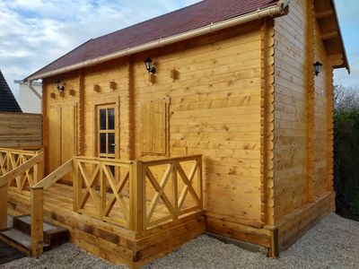 Photo for ATYPICAL CHALET BETWEEN CITY AND GREEN