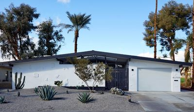 Photo for Mid- Century Modern Desert Spa House
