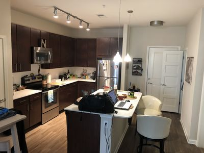 Photo for Spacious one bedroom apartment in a great Atlanta area