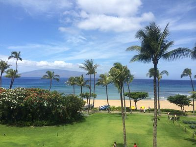Photo for Ocean Front 3 Bedroom in Napili Tower of Marriott Ocean Club on Kaanapali Beach