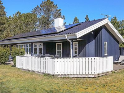 Photo for Cozy Holiday Home in Jutland with Barbeque
