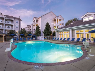 Photo for Wyndham Nashville, 1 Bedroom Condo, Free Wifi and Parking