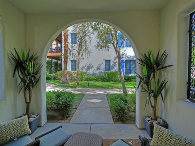 Photo for A Downstairs Legacy Villa Studio close to the Clubhouse and Fitness Center!