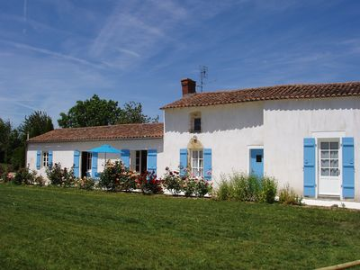 Photo for Gite with Large Garden in Peaceful Village