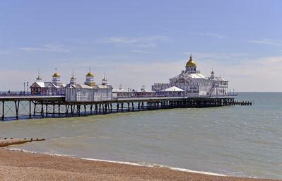 Photo for By The Pier - Perfectly Located Holiday Apartment with Balcony and VIEWS!