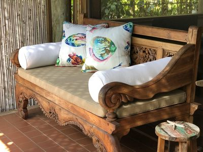 Unwind on the Day Bed