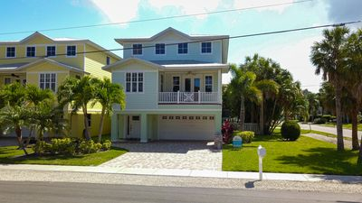 Photo for All you need for your perfect vacation by the Beach Sleeps 8 with Heated Pool.