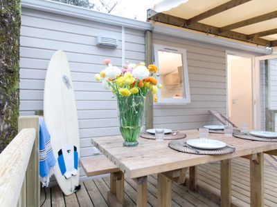 Photo for Vacation home Espace Blue Océan Cottage 6-8 (ONR202) in Ondres - 8 persons, 3 bedrooms