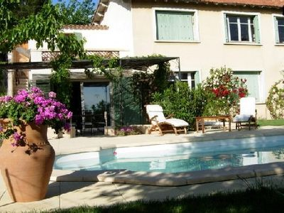 Photo for villa with pool Aix-en-Provence