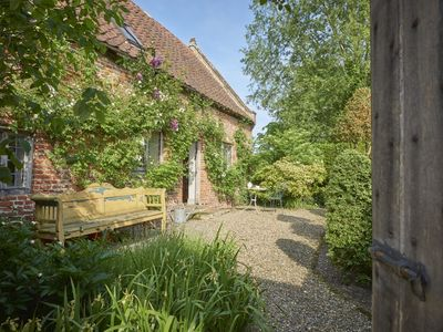 Photo for The Cottage at Hales Hall - Three Bedroom House, Sleeps 5