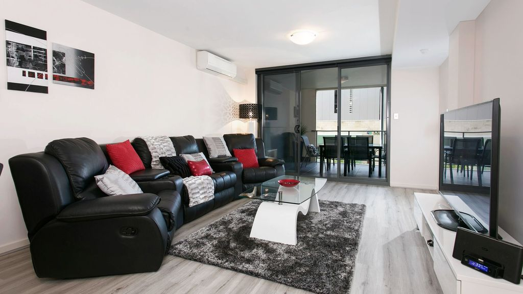 Executive on Hay - located at Perth City