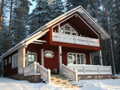 Photo for Vacation home Honkaniemi in Joensuu - 6 persons, 3 bedrooms