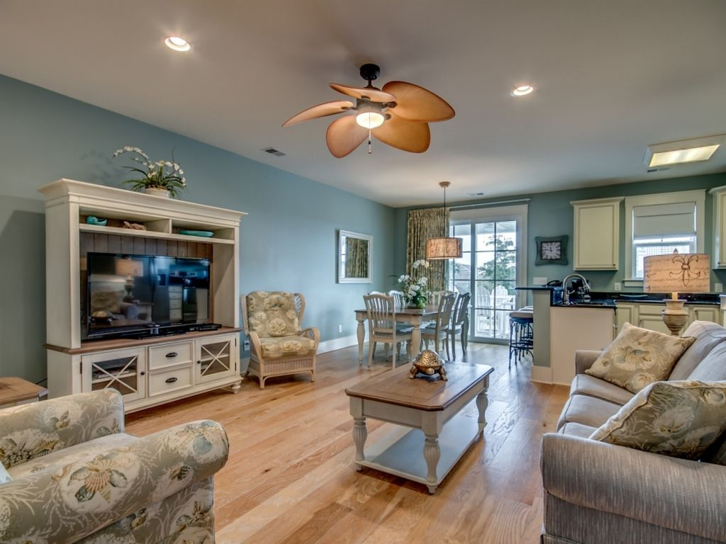 Beautiful Townhouse in North Beach Plantation - Windy Hill