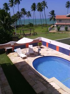 Photo for Beautiful House with Ocean Views in Green Dream Condo 1. Paripueira
