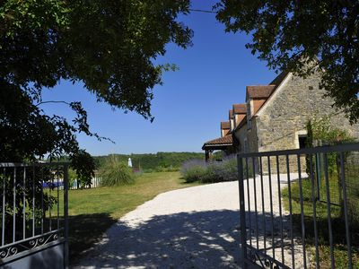 Photo for Ideally located between Sarlat and Rocamadour Perigord house private pool
