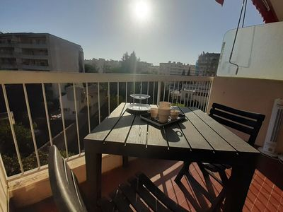 Photo for Elegant Apartment in Cannes with Balcony