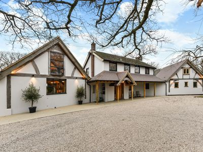 Photo for Luxury for Goodwood - Field House, West Ashling - sleeps 10 guests  in 5 bedrooms