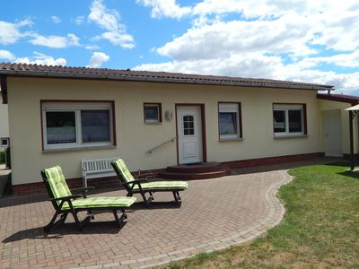 Photo for Holiday house on separate grounds directly at the nature park Mecklenburg Switzerland