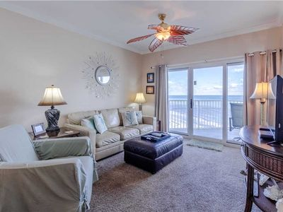 Photo for Seawind 1301| Gulf Front | *Newly Updated* | Awesome Pool Area | Liquid Life
