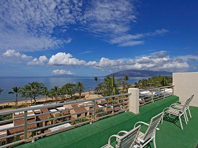 Photo for Spacious 3 BR, Walk to Best Beaches & Shops in South Kihei! Sleeps 8