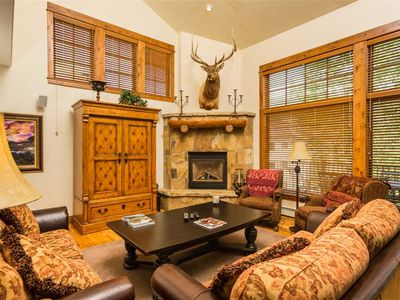 Photo for 5 Bedroom Townhome w/Private Deck for Summer Days, Pool, Hot Tubs & More!
