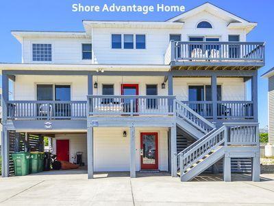 Photo for Ask about FREE POOL HEAT!  Only 100 feet from beach access!  Pet friendly!