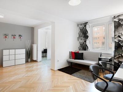 Photo for Apartment in the center of Gdańsk with Internet, Washing machine (752504)