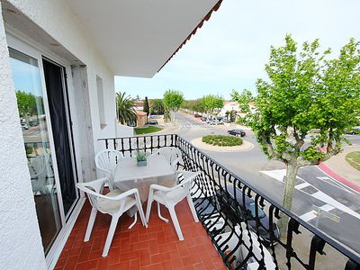 Photo for Apartment Port Banyuls 1 01  in Empuriabrava, Costa Brava - 4 persons, 1 bedroom