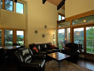 Photo for Stunning Mountain & Yampa Valley Views! Easy Walk To Gondola