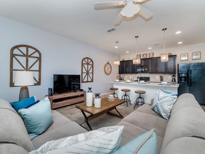 Photo for Discounted Rates, Beautiful New Townhome, Private Pool, Amazing Resort Amenities, Near Disney