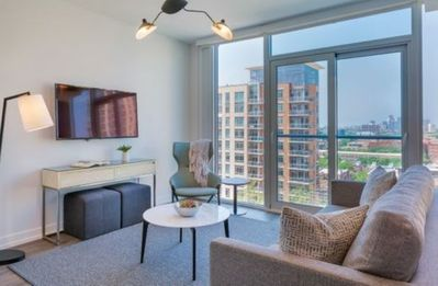 Photo for LEVEL | Studio in Old Town | Cozy w/Amazing City Views