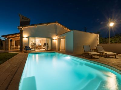 Photo for New Luxury 3 bed Villa with  private pool on Chateau Estate