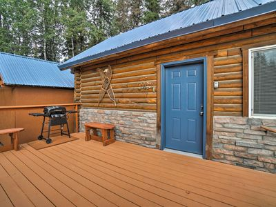 Photo for Soldotna Cabin w/ Essentials- 4 Mi to Fishing