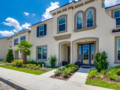 Photo for Rent a Luxury Townhome on Solara Resort, Minutes from Disney, Orlando Townhome 2532