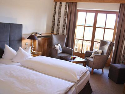 Photo for Landhauszimmer Alpin - Parkhotel am Soier See