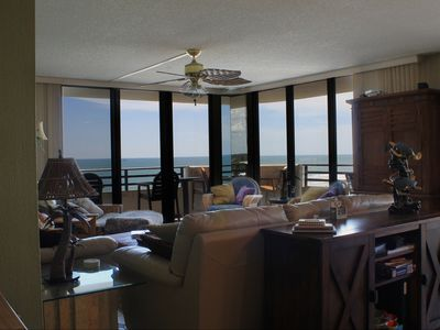 Photo for 7th Floor End Unit - Right on the Beach