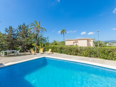 Photo for YourHouse Villa Berry - chalet with pool in Santa Ponsa for 4 guests