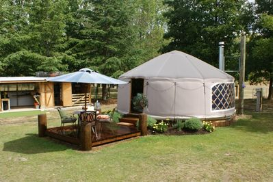 """""""Owls Rest"""" - Couples' Glamping Retreat"""